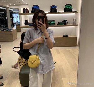 576.643 Hüfttasche Tasche Designer-Taschen Einzel Top-Luxus-geneigte Schulter und weist berühmte Frauen Handtaschen diagonale Taille 2020 Klassiker QQ