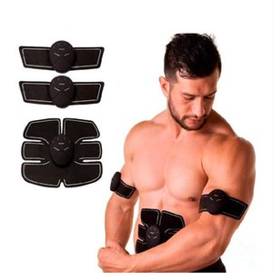 Muscular Estimulador elétrica ABS estimulador muscular Estimulación Eléctrica abdominal Cinturón ccsme Trainer masaje anti de las celulitis