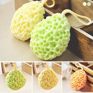 Sponge Cleaning Soft Tools Shower Ball Honeycomb Body Flower Scrub Sponges Spa Power Bath sweet07 GJMEd