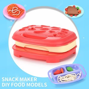 Baking Play Pretend Role Sets Machine Toys Kids Kit Toasters Bread Kitchen Ice Simulation Maker Blender House Cream Game Mixer Ifqai