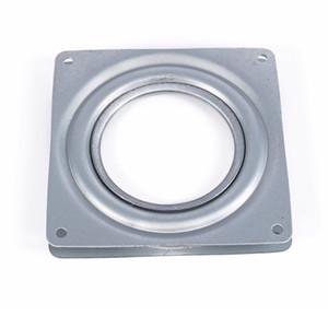 4 pouces rotatif pivotant plaque Outils de bureau métallifères Plaque Turntable pour les armoires de cuisine Table pivotante Plaque Turntable Pièces
