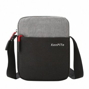 Homens Messenger Bag de alta qualidade ombro Waterproof Bag For Women Business Travel Crossbody Carteras Mujer De hombro Bolsos B2DU #