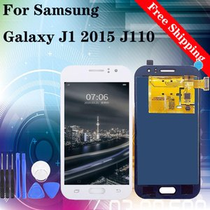 Super quality original For Samsung Galaxy J1 Ace SM-J110 J110H J110A J110M F Lcd Display Touch Screen Digitizer Assembly free shipping