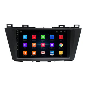 9-Zoll-Navigator Car Multimedia Player intelligente HD kapazitive Screen-Audio-Video-Player für MAZDA 5 2013-2017