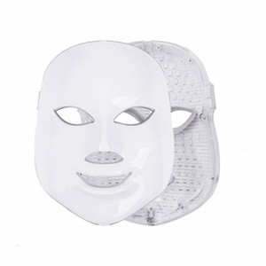 7 colors LED Facial face mask machine Photon Therapy Light Skin Rejuvenation Facial PDT Skin Care Anti-wrinkle beauty Mask