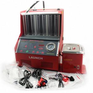 Diagauto 2018 Chegada Nova 220V CNC602A ultra-Fuel Injector Cleaner Máquina 6 injectores CNC602A no da 1NmW #