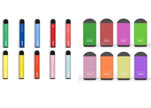 Dispositivo Beedf Air descartável Pod 600-800 Puffs 450-550mAh Vape Pen vara Bar esvaziar 2.020 novas opções 100% Original