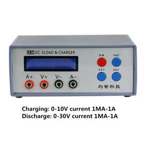 EBC-A01 Carico elettronico, batteria a bottone CR, piccola batteria al litio capacità, AAA capacità della batteria a secco tester 30V 1A 30W EBC-A01