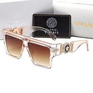 ИТАЛИЯ Высокое качество 4362 Солнцезащитные очки для мужчин и женщин Оттенки Mirror Вечери большой площади Солнцезащитные очки УФ вождения очков