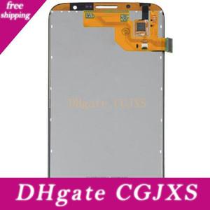 삼성 갤럭시 메가 (6) 0.3 I9200 I9205 I527 송료 무 프레임 교체 부품과 함께 터치 스크린 디지타이저와 고품질 LCD 디스플레이