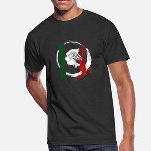 Mexicaine grunge hommes de T-shirt en coton tricoté S-3XL refroidisse célèbre drôle Casual Printemps vintage chemise