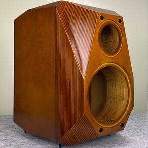 6.5 / 8-Zoll-leer Lautsprecherbox Zweiweg Echtholz soild Chassis / Gehäuse / Schaltschrank Regalbox classic leere Box