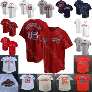Boston Jersey J. D. Martinez Chris Sale Johnny Damon Kevin Youkilis Nomar Garciaparra Luis Tiant Ted Williams Pedro Martinez Wade Boggs Fisk