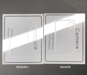Новая закаленное стекло камеры Защита для Sam поется камеры Примечание 20 плюс S20 S20 + С20У