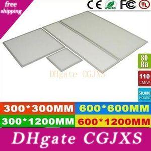 Hohe Qualität 48w LED-Panel Lichter Deckenleuchte 600x600 Smd2835 120 Grad warme kühle weißer LED-Down Light 85 -265V Ce durch DHL