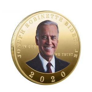 Biden Souvenir Coin 2020 ABD Başkanlık Seçim Biden Madalyası Metal Hatıra Para Biden Kampanyası Koleksiyonu paralar OOA8329