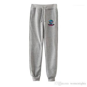 Casual Apparel Juice Wrld Mens Hip Hop Desinger Pants RIP Solid Color Fashion Style Homme Clothing Sport