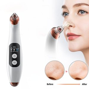 Pore Cleaner Blackhead Remover Vacuum Face Skin Care Suction Blackhead Pimples Removal Deep Cleaning Tool J1248