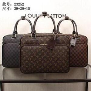 Luxus-Designer Herren Laptops Taschen Umhängetasche Messenger Aktenkoffer-Beutel PU-Leder-Schulter-Geschäfts-Aktenkoffer für Mann Fashion Markenhandtaschen
