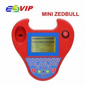Profesional OBD2 Zed Bull clave del programador Mini ZEDBULL V5.08 Zeta Bull con el mini tipo n de sesión CardTokens Limited CNP gratuito K3BI #