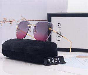 GUCCI Men 20ss Sonnenbrille New Retro Full Frame Brille Brillen neueste mach eine Sonnenbrille Weinlese-Brillen