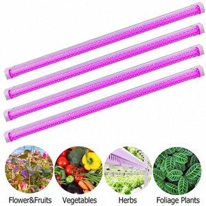 Full Spectrum LED Grow Light LED Grow трубы 380 800 нм, 8FT T8 V Shaped интеграции трубки, для медицинских растений и Блум фрукты розовый цвет Jh84 #