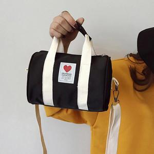 2020 new fashion New Children's Travel Bag Gym Sports Bag For Kids Handbag Shoulder Crossbody baby Cute Mini Messenger Child Barrel-shaped