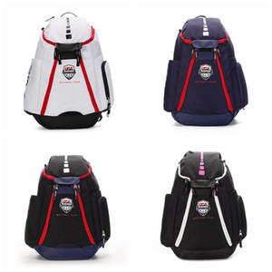 رياضة كرة السلة حقائب تحمل على الظهر أعلى جودة الهواء وسادة حزام الكتف المدرسية سعة كبيرة للماء حقائب التدريب سفر عادية حقيبة للجنسين