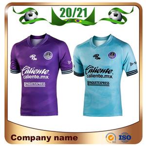 20/21 Mazatlán FC Soccer Jerseys 2020 Messico Liga MX Mazatlan Home Mazatlan W.TESILLO Ángel M. Campbell Camicia da calcio Away Uniform uniforme
