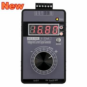 0-10В 4-20 мА Генератора сигналы Имитатор калибратор источник сигнал 4-20 мА калибратор петли 24V Генератор портативных аналоговый 0-20 Simulator