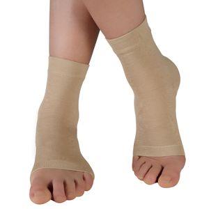 Унисекс голеностопного гвардии Сжать медицинские эластичные защитные подошвенный фасциит носки