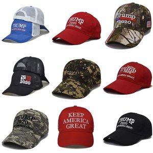 Shipping Protective Outdoor Baseball Trump Cap Epidemic Protection Products Anti-Fog Hat Windproof Dustproof Removable Unisex Trump Cap X#148