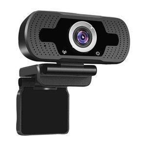 HD1080p Mini Webcam Web Kamerası Dahili Mikrofon Canlı Yayın Kamera USB Video + perakende kutu enfes