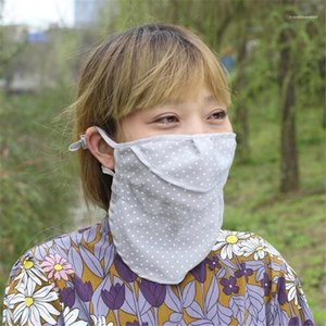 Sun Proof Colorful Costume Accessories Casual Couples Costumes Women Cycling Mask