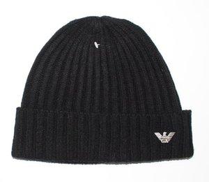 2020 Мода Новые классические Роскошные хорошее качество GAA Brands Осень Зима Унисекс шерсть шляпа случайные письма шляпы для мужчин женщин Beanie черепа Caps