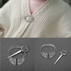 Viking Brooches Pins for Women Brooch Retro Style Breastpin Pins&Brooches Jewelry