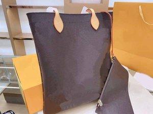 Mulheres moda Totes L flor padrão bolsa Nave sacos de compras cheio 2020 novo estilo bolsas clássicas senhoras compostas sacos bolsa