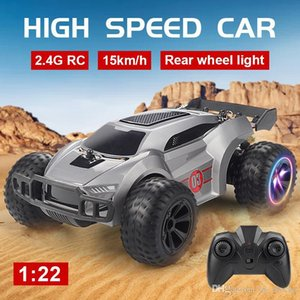 RC 15m h High Speed Car 2.4G Remote Control Vehicle Climbing Drift Cars Racing Off Road Boys Kids Gifts