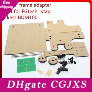 Full Frame Set completo de BDM con adaptadores para Kess bdm100 / Cmd100 / V54 Fgtech de Ktag V6 V7 .070 .020 marco Bdm Conjunto Ecu Proframmer