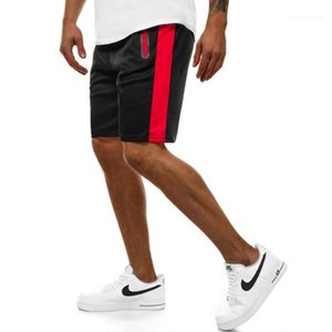 Pocket Sports Style Knee Length Short Pants Casual Jogging Mens Shorts Mens Summer Designer Shorts Drawstring Zipper