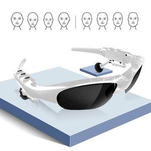 Cgjxs 패션 선글라스 블루투스 5 0.0 이어폰 헤드셋 X8s 헤드폰 스마트 안경 마이크를 들어 운전 / 자전거 무료 배송