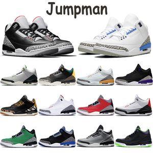 chaussures de basket-ball Jumpman hommes entraîneurs sportifs UNC 2020 animaux instinct ciment noir katrina infrarouge 23 se baskets hommes de feu de rouge Chaussures
