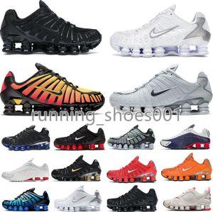 Nike air max airmax shox TL R4  Üçlü siyah beyaz Sunrise Hız Kırmızı Viotech Airmax koşu ayakkabıları 2020 Platin Krom tl r4 erkekler kadınlarHavaErkeklerAzami spor ayakkabısı