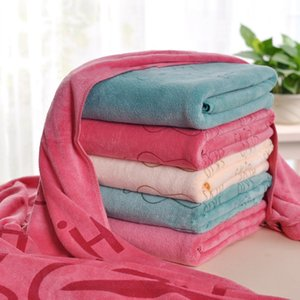Newborn Baby Blanket Muslim Cotton Baby Bedding Blanket Children's Microfiber Print Bath Towel Cover Air Conditioning Towel
