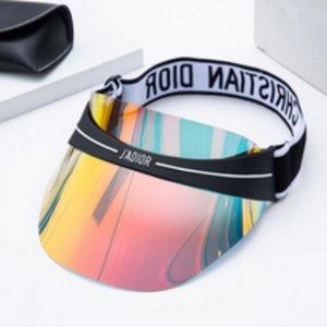 nuovo, cappello di estate moda maschile e cappello trasparente del sole PVC sole cappello ultimo disegno abbaglia delle donne di alta qualità del sole