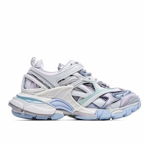 Nuova traccia di design 4.0 Mens e Donne Scarpe casual da esterno Complesso Complex Struttura Aspetto Aspetto Sneakers moda