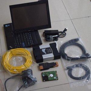 bmw programcı tanı aracı için ICOM A2 ile tablet X201T I7,4g ile BMW ICOM SONRAKİ A2 için bmw tanı için alyV #