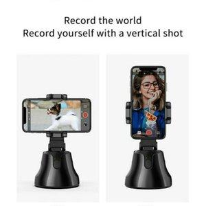 360 ° Rotation Face Tracking Smart-AI Gimbal Personal Robot 360 ° horizontal Schwenker Follow Up Batterien nicht enthalten
