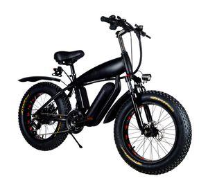 Elektrikli Bisiklet, Lastik Dağı Ebike, 350w Motor, 48 V Shimano 21 Hızlar Lityum Pil Dağ Plaj Kar