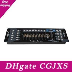 192 DMX Controller Dj Equipment DMX 512 Console Stage Lighting Para Led Par Moving Head Focos Dj Controlador